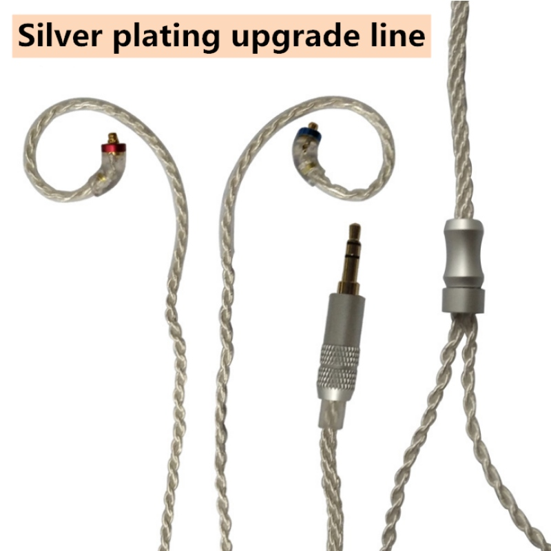 New earphone upgrade cable se215 se315se425se535